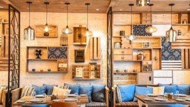 مطعم اواني دبي مول