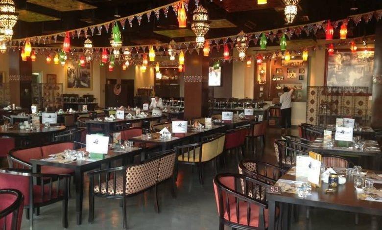 مطعم حدوتة مصرية دبي