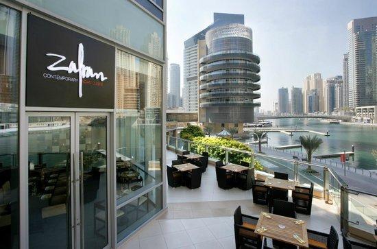 اشهر المطاعم الهندية في مارينا دبي