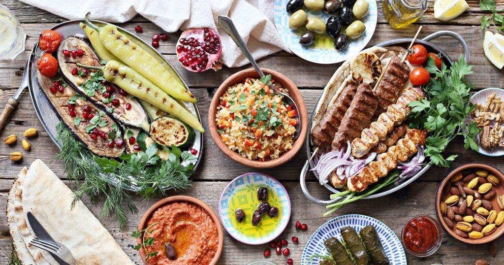 مطعم سوري في دبي