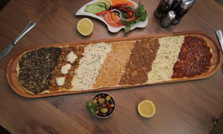مطعم سلورة دبي