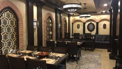 مطعم صمد العراقي دبي