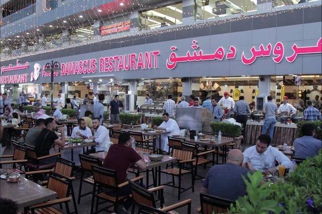 أفضل المطاعم السورية في دبي