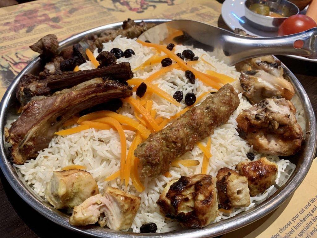 أفضل مطاعم دبي للمشاوي