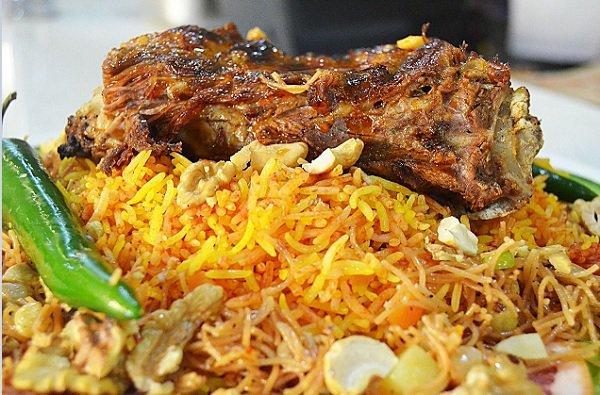 منيو مطعم ازال دبي