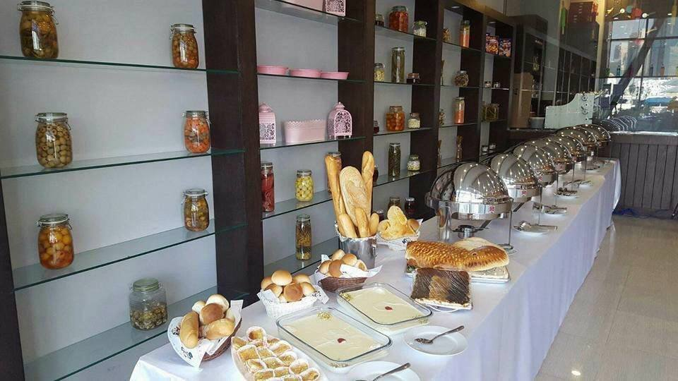 منيو مطعم البارون دبي