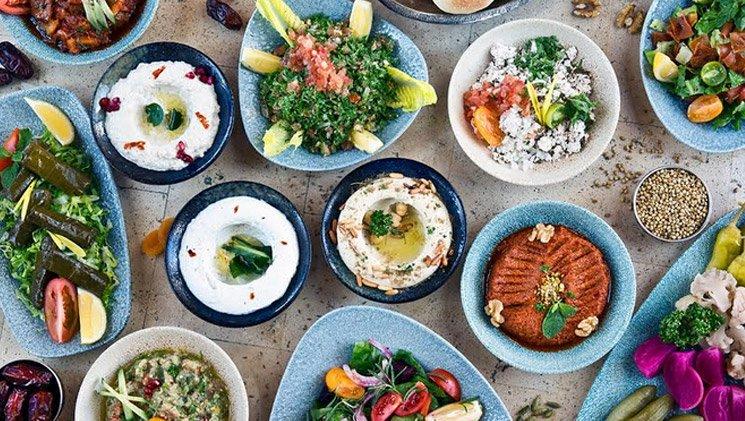 منيو مطعم الشرفة دبي