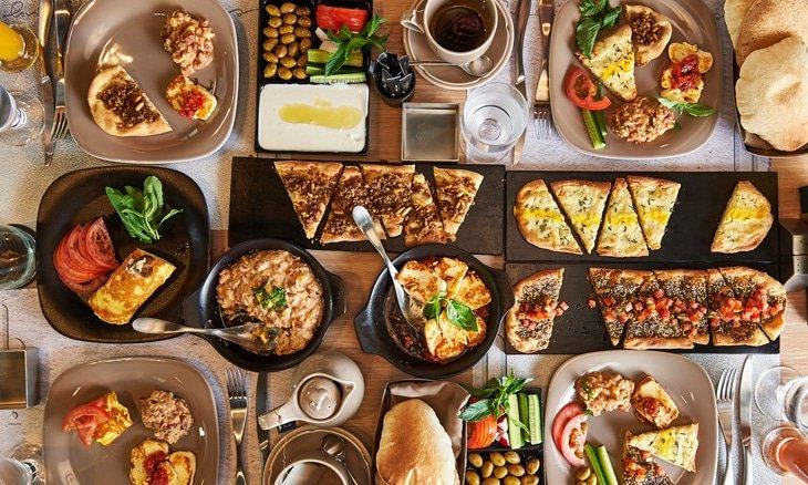 منيو مطعم بابل دبي مول