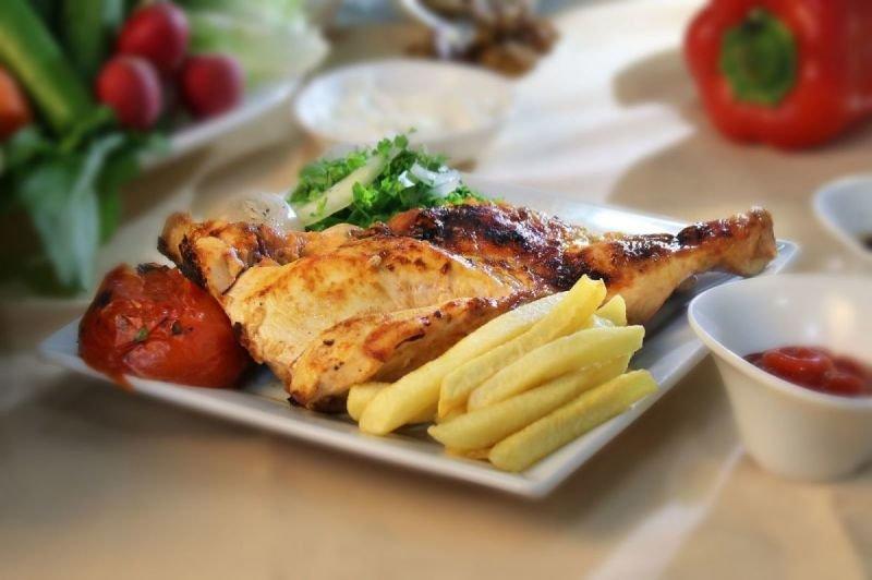 منيو مطعم ديار الشام انترناشيونال سيتي