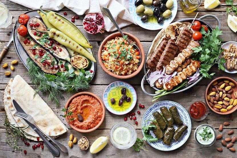 منيو مطعم سلورة دبي