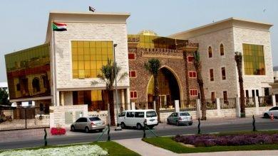 القنصلية السودانية في دبي