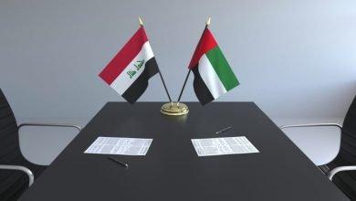 القنصلية العراقية في دبي