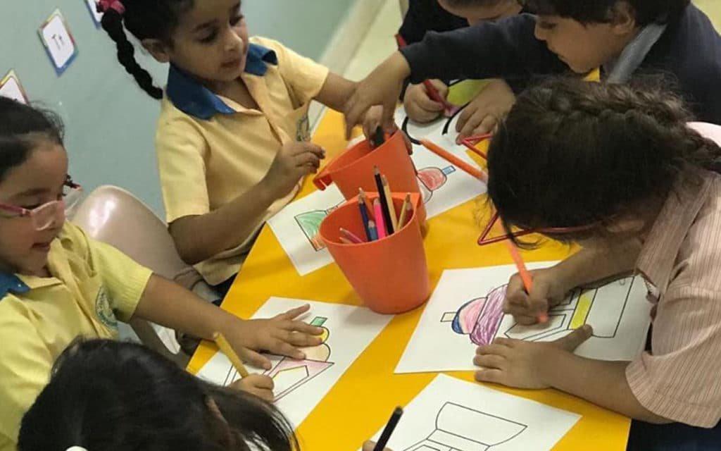مدرسة دبي للتربية الحديثة