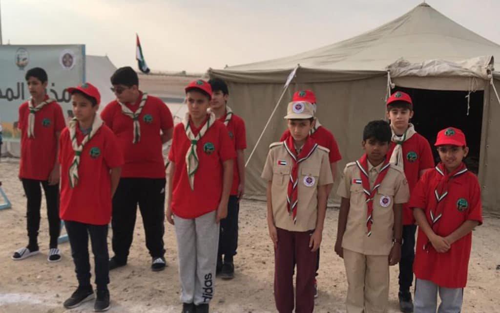 فعاليات مدرسة دبي للتربية الحديثة