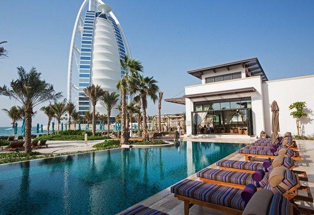 مطاعم جميرا النسيم دبي