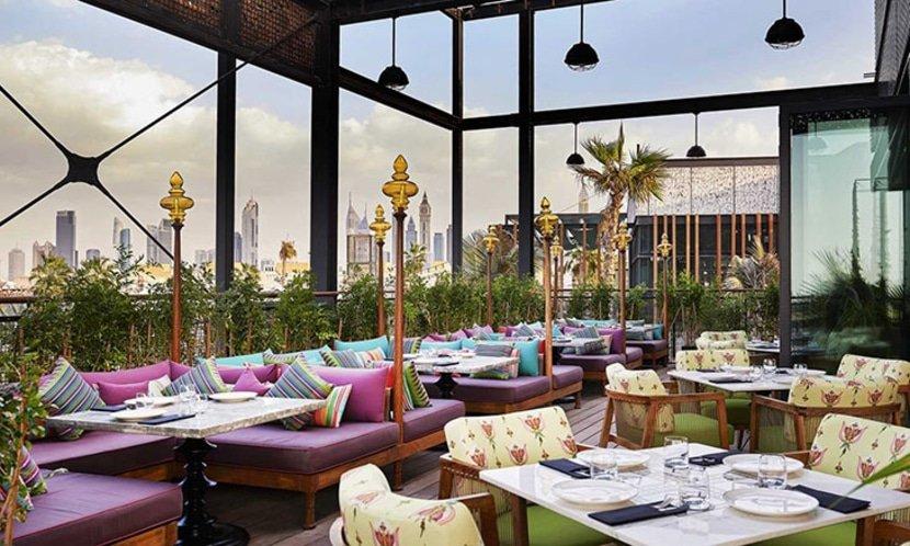 اجمل مطاعم دبي