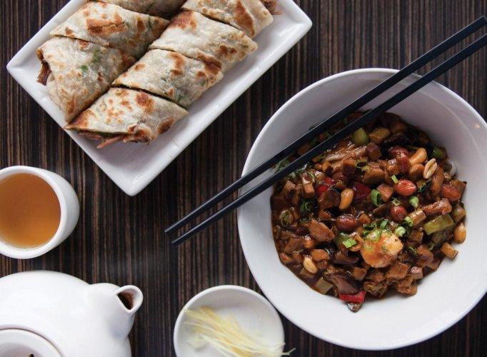 مطاعم آسيوية في دبي