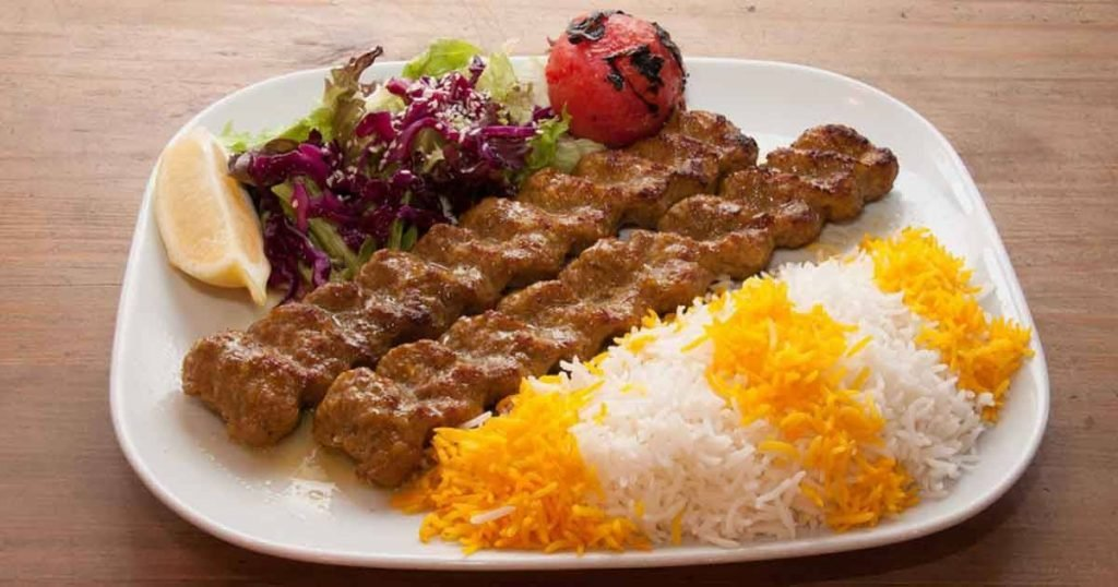 مطاعم دبي الإيرانية