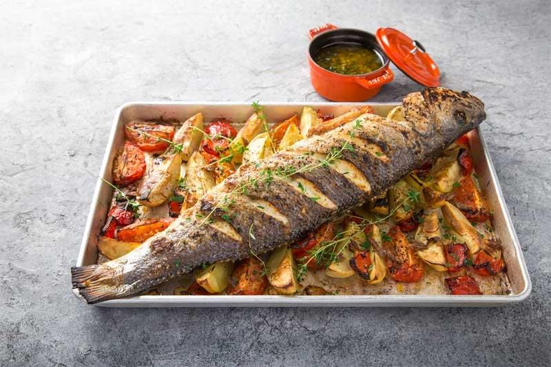 مطاعم دبي البحرية