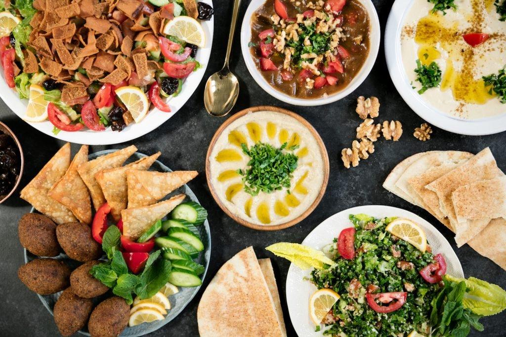 مطاعم دبي السورية