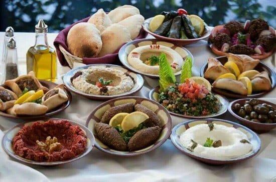 مطاعم دبي اللبنانية