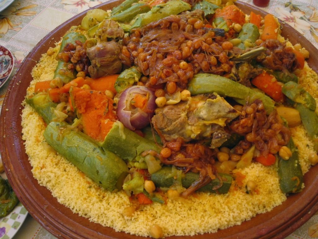 مطاعم دبي المغربية