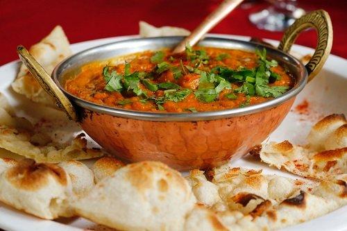 مطاعم دبي الهندية