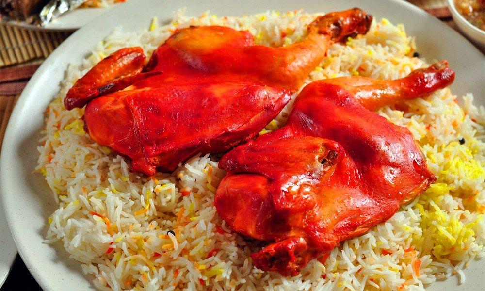مطاعم دبي للمندي