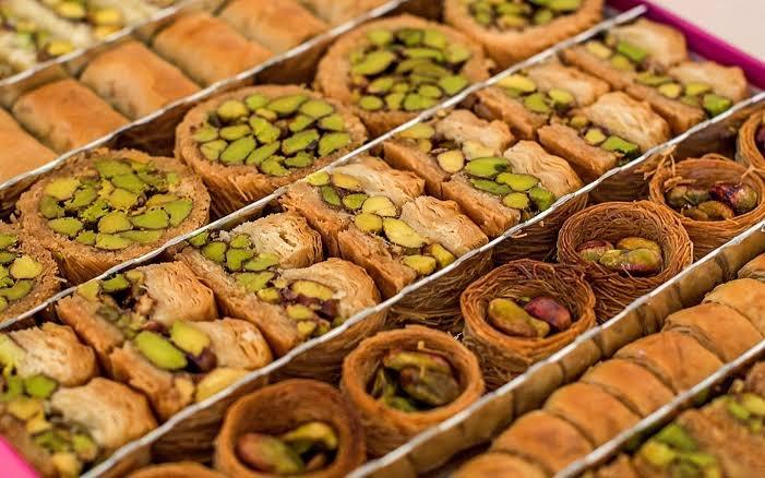 أفضل الحلويات في دبي