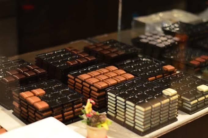 أفضل محلات الشوكولاته في دبي