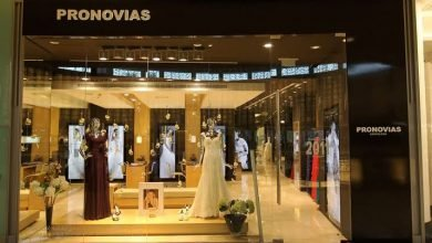 محلات فساتين في دبي
