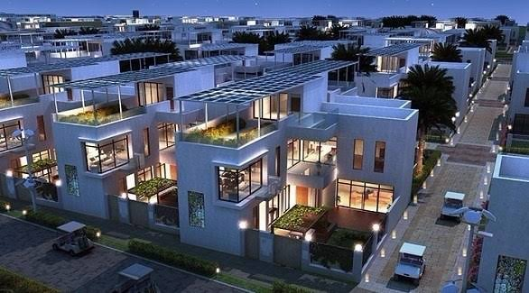 المدينة المستدامة دبي