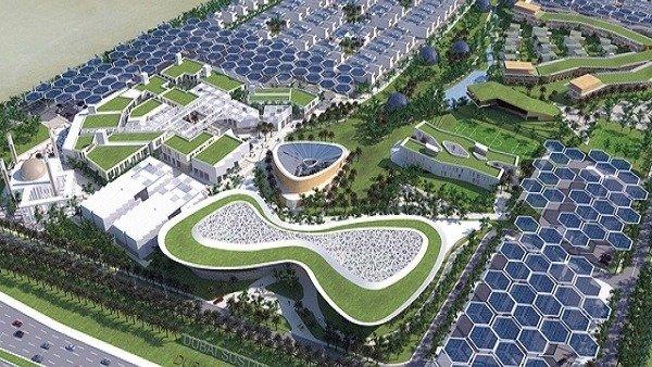 مدن دبي المستدامة