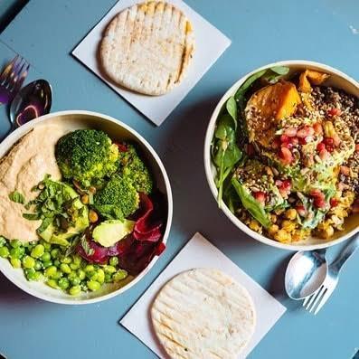 أفضل المطاعم للنباتيين في دبي