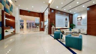 عيادات دبي