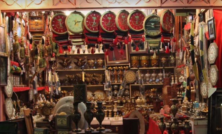 أفضل 5 أماكن لشراء التذكارات في الرياض