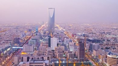 العيش في السعودية