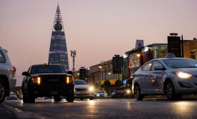 دليل المواصلات العامة في الرياض