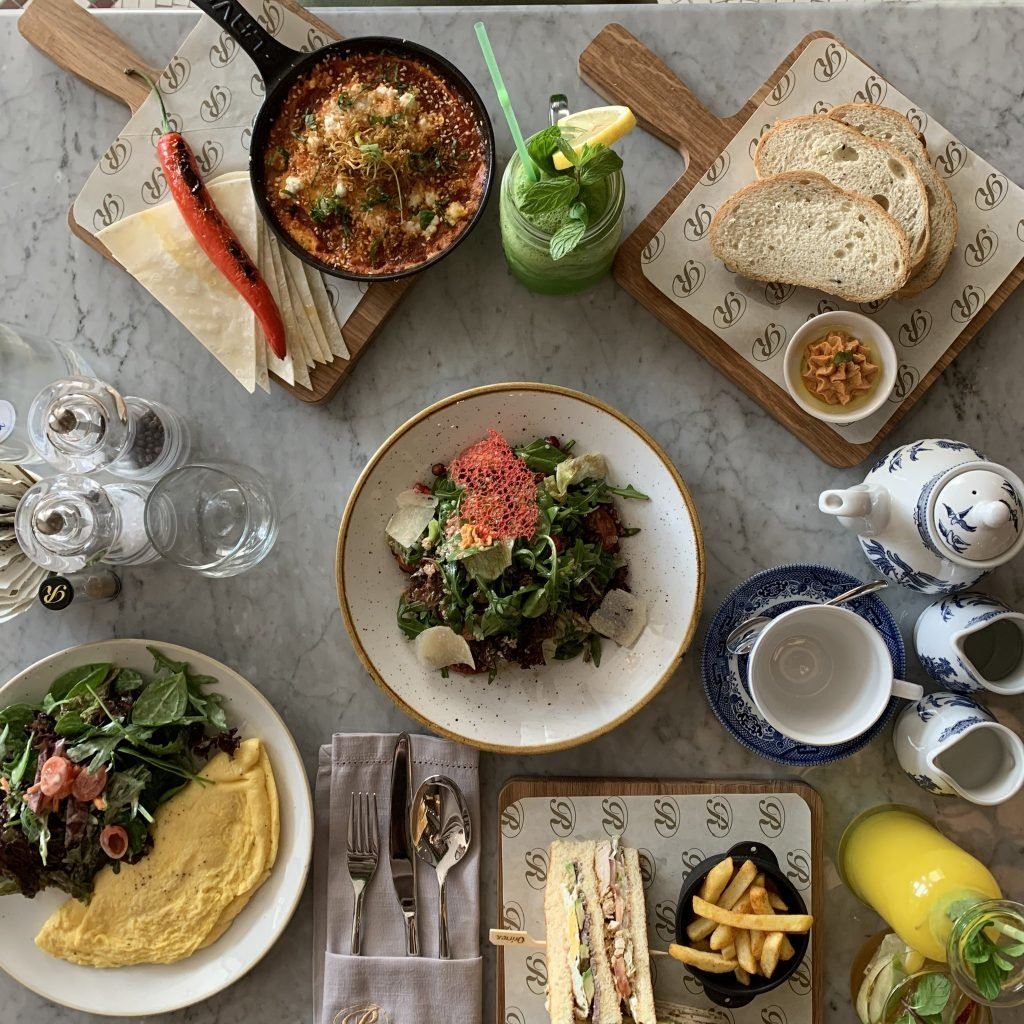 مطعم فطور في الرياض