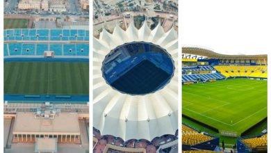 ملاعب كرة القدم في الرياض