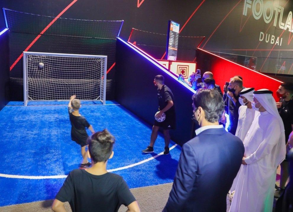 مجمع فوت لاب دبي