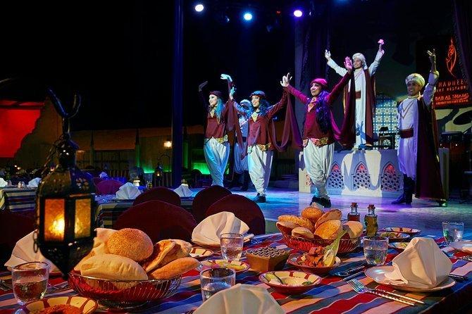 Arabic Nightlife Restaurants in Dubai