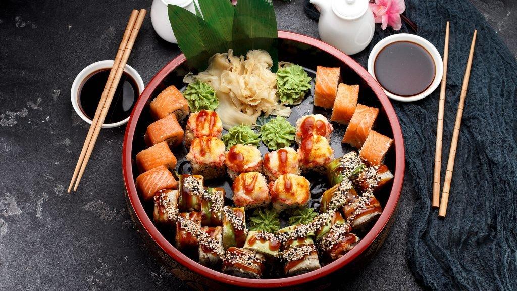 Asian restaurants in Dubai