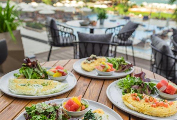 Breakfast restaurants in Dubai