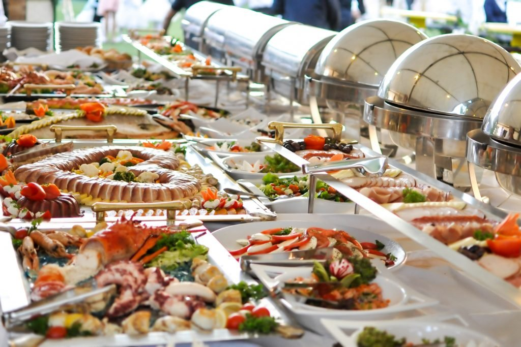 Buffet restaurants in Dubai