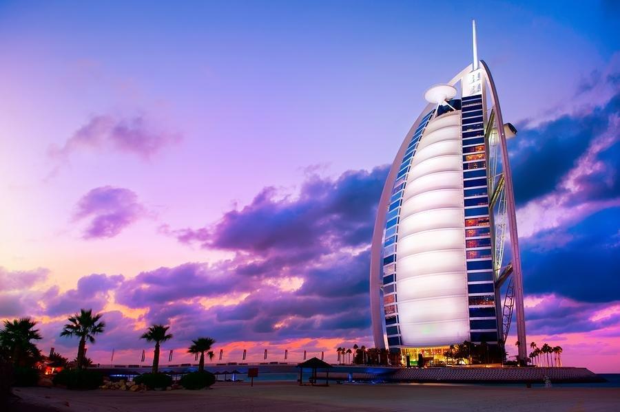 most famous landmarks in Dubai
