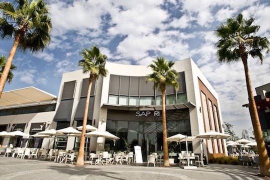 City Walk's Restaurants