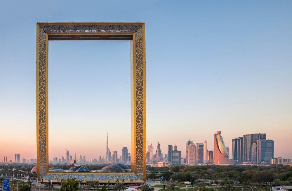 famous places of tourism in Dubai