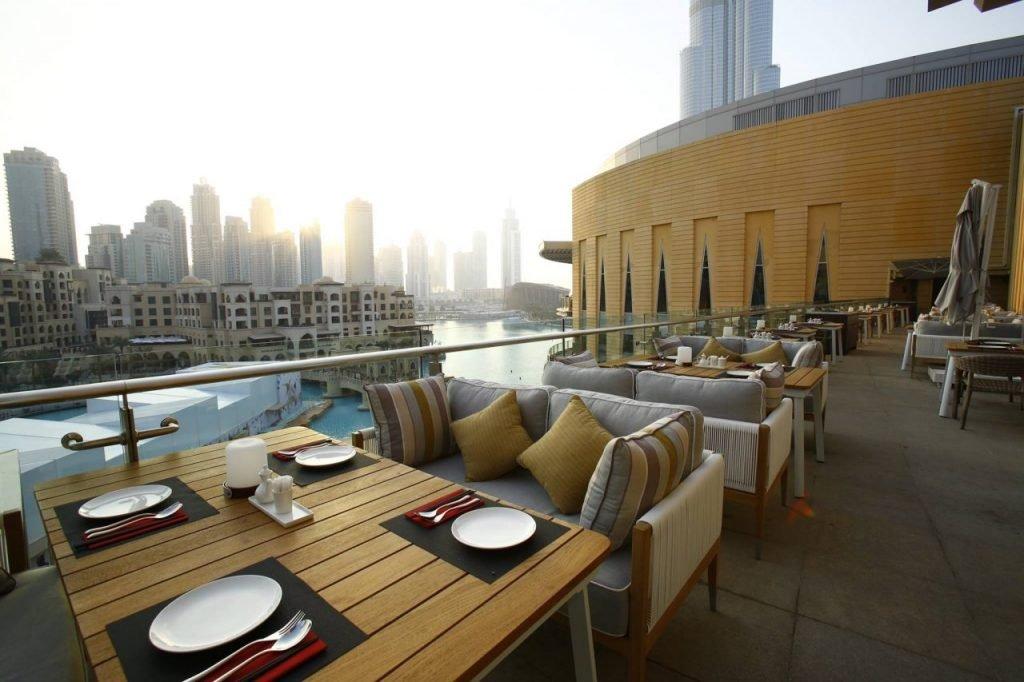 Dubai Mall restaurants