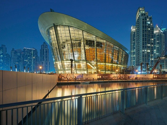 most prominent tourist places in Dubai